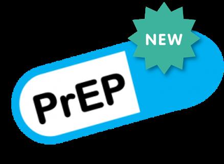 PrEP for HIV Prevention Icon