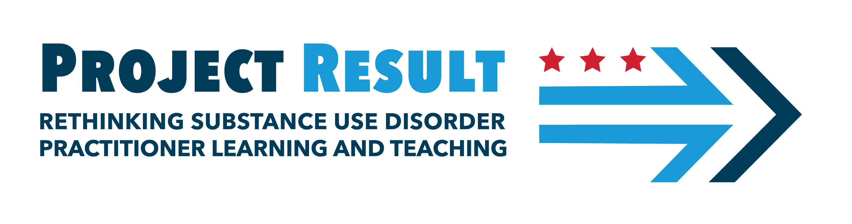 Project Result: Rethinking Substance Use Disorder Practitioner Learning and Teaching